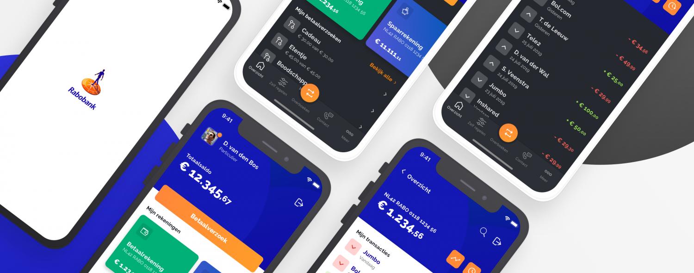 Rabobank App Redesign