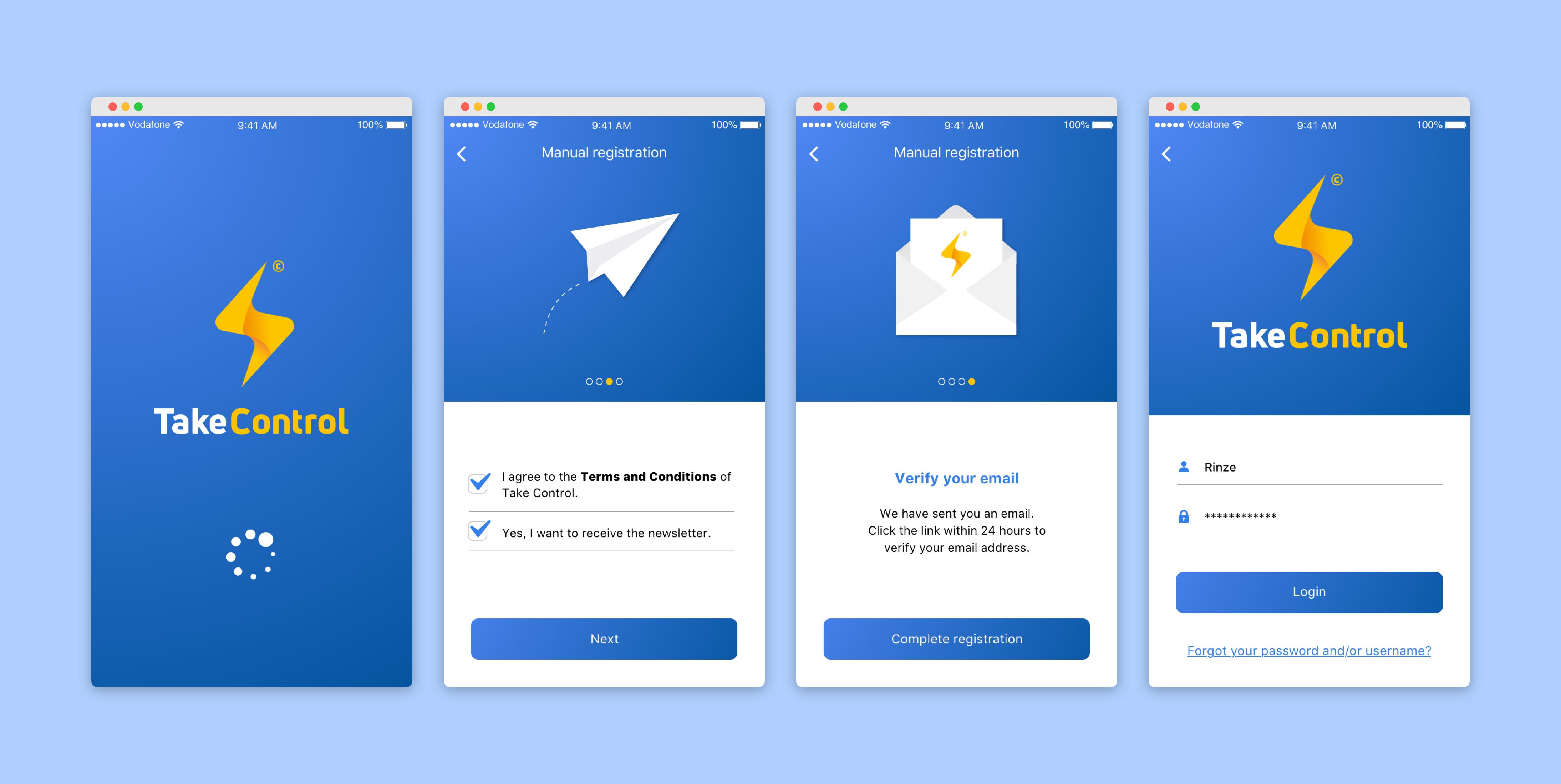 Final UX/UI Design TakeControl 1